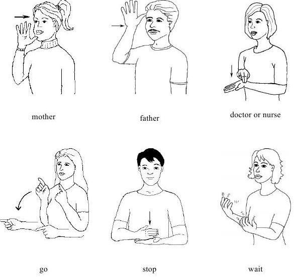 42 Best ASL Images On Pinterest