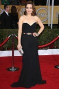 Tina Fey at SAG Awards 2013