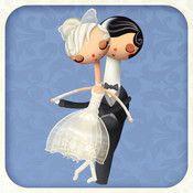 Fantasy Music Box - En speldosa med animationer och klassisk musik | Pappas Appar