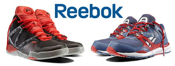 New Reebok Avengers and X-Men Themed Sneakers. We dig the Captain America sneakers!