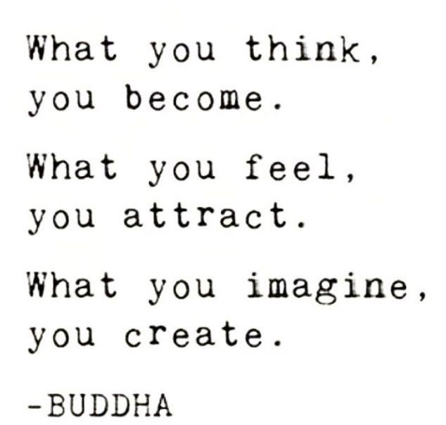 A Sunday Buddha Thought with TKW