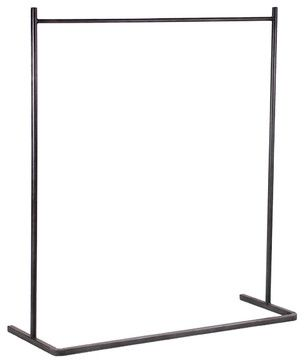 Alex Garment Rack - industrial - clothes racks - CRASH Industrial Supply