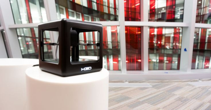 Micro 3D Printer Blasts Past $1 Million on Kickstarter in a Day via @Mashable #3dprinting #tech