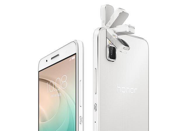 Huawei Honor 7i Smartphone Features a 180-Degree Rotating Camera