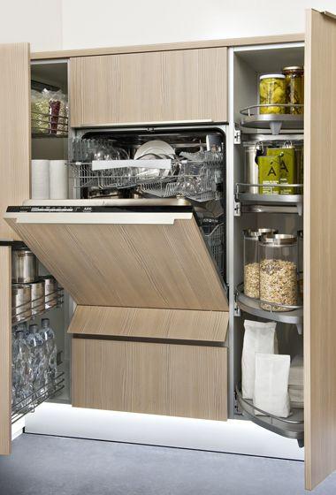 darty cuisine nos cuisines famille nombreuse grand ensemble de rangements les natures. Black Bedroom Furniture Sets. Home Design Ideas