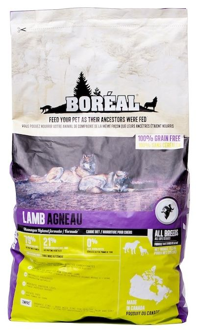 Is Lamb Dog Food Made From Baby Sheep