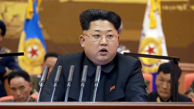 24 août 2015 - Le dictateur nord-coréen Kim Jong-un - Les deux Corées enterrent la hache de guerre... temporairement...