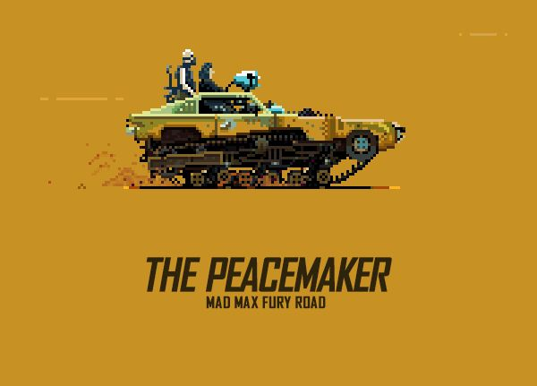 MAD MAX Fury Road on Behance
