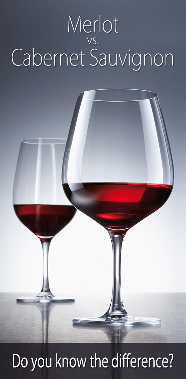 Cabernet Sauvignon vs. Merlot :: Do You Know the Difference?