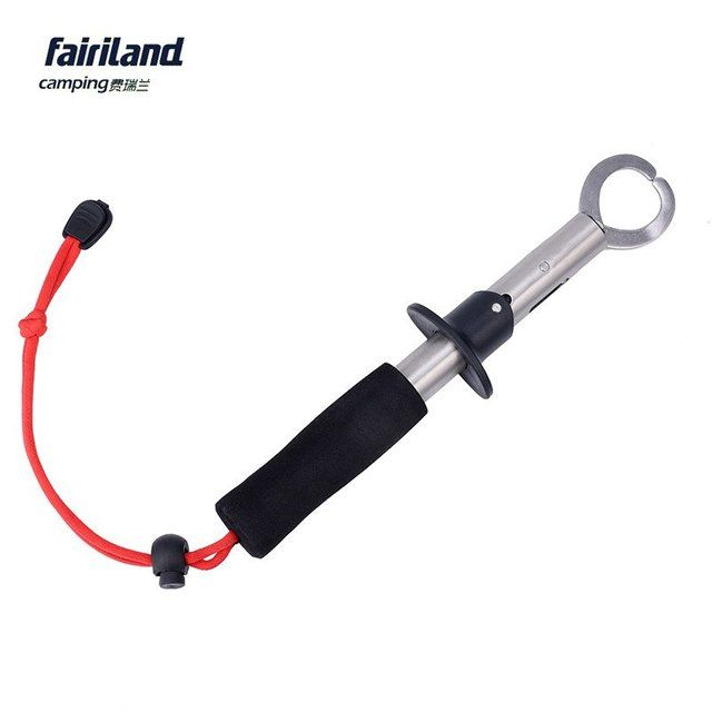 Fairiland | 23.5cm/9.25in Fishing Gripper High-quality Stainless Steel Tube