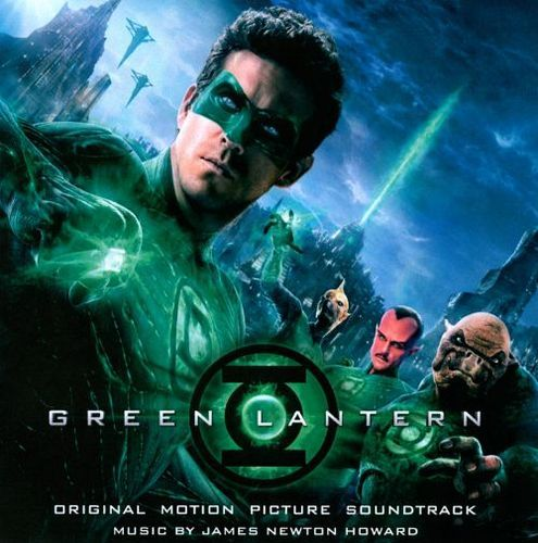 Green Lantern [Original Motion Picture Soundtrack] [CD]