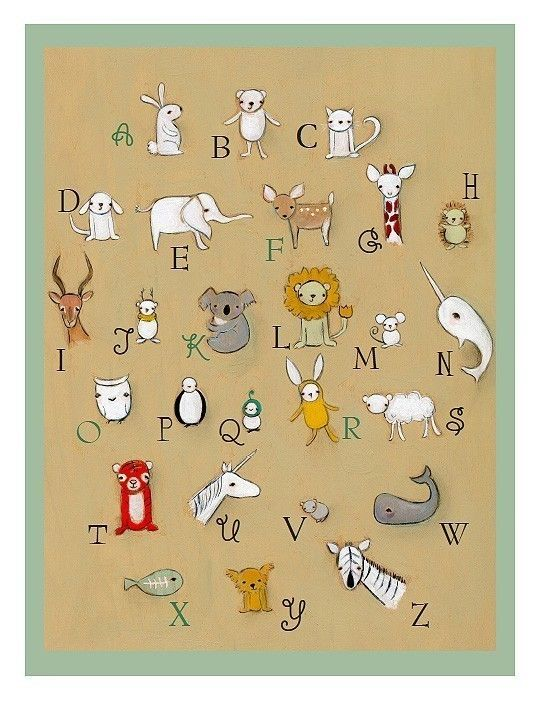 83 best ABC images on Pinterest | Letters, Abcs and Alphabet print