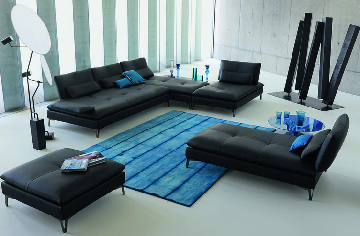 Roche Bobois Scenario Modular Sofa Design Sacha Lakic