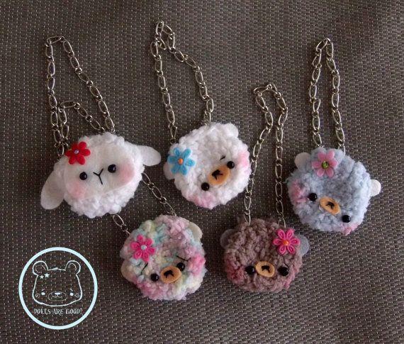 Blythe YO-SD YOSD Littlefee Dal Pullip bear sheep lamb bag Xmas Christmas gift
