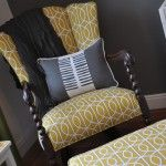 ideas about Upholstered Rocking Chairs on Pinterest  Nursery, Rocking ...