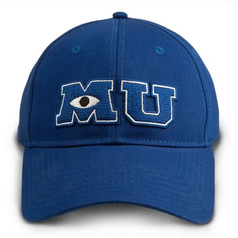 Forget about the hard college decisions... my mind is made now ;D  MU Hat | Store | Monsters University