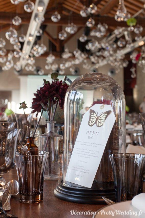 Décoration de mariage style industriel et vintage l Mariage domaine de Verchant l Décoration : Pretty Wedding l La Fiancée du Panda blog Mariage et Lifestyle