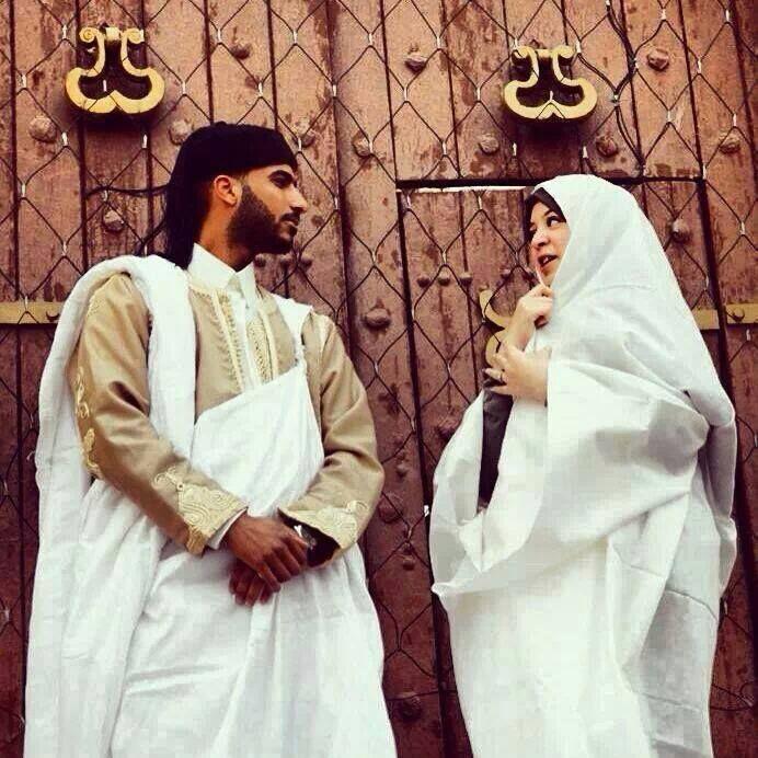 Libyan Women Clothing