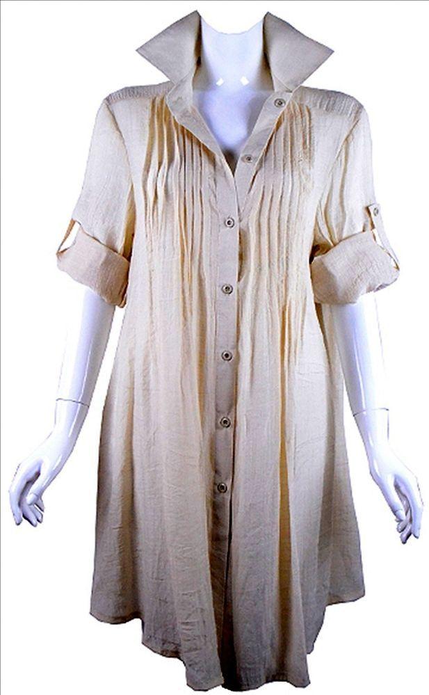 Sleeveless button down dress shirt plus size