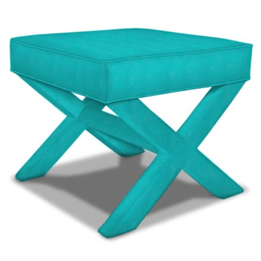 Jonathan Adler X Bench In Venetia Aqua In Chairs Benches And Ottomans Re Brand Pinterest