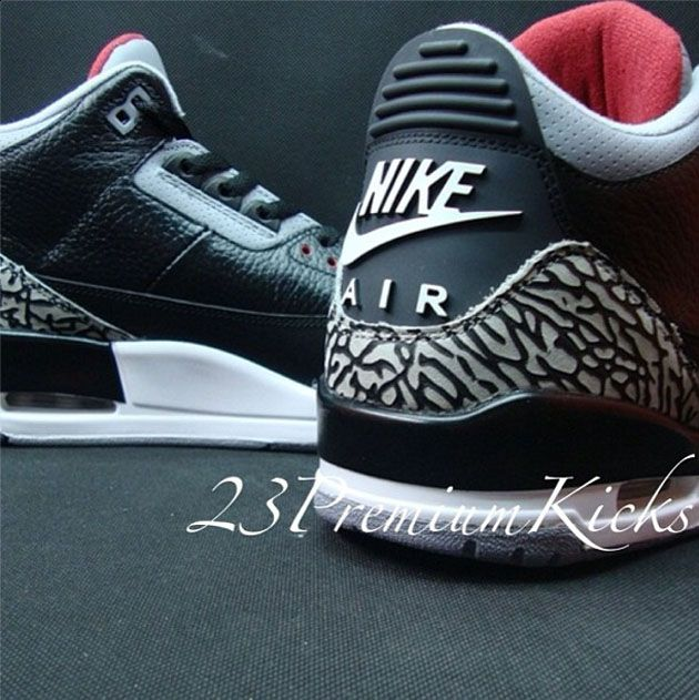 newest aaaf1 89dda ... new style air jordan 9 retro tour gul paint air jordan iii 88u2032  black cement 2013
