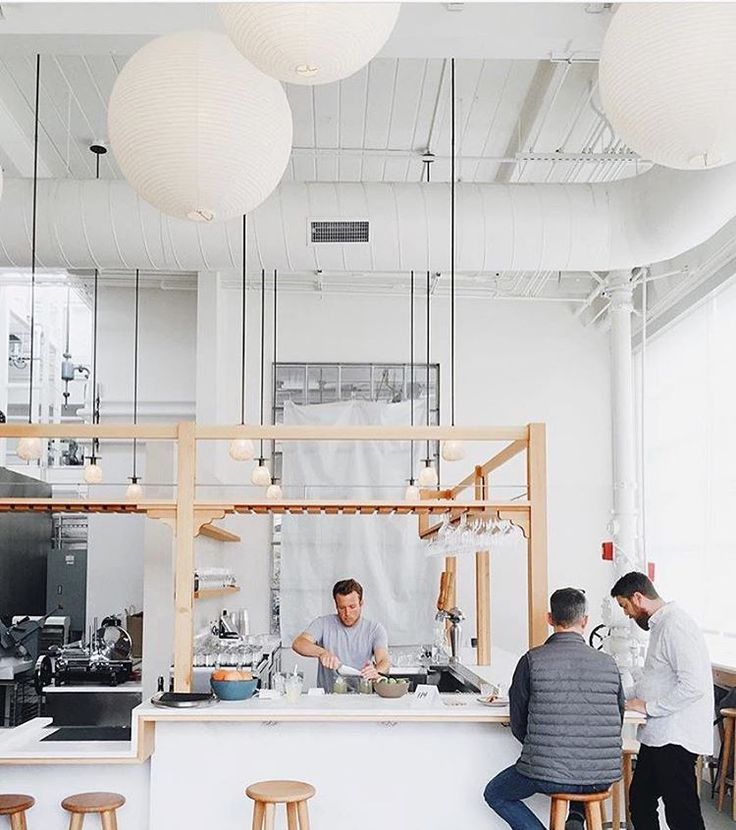 Tartine Manufactory, San Francisco. Artisanal meets minimalistic. #cafe #coffeeshop