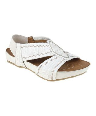 Cream Enrapture Sandal