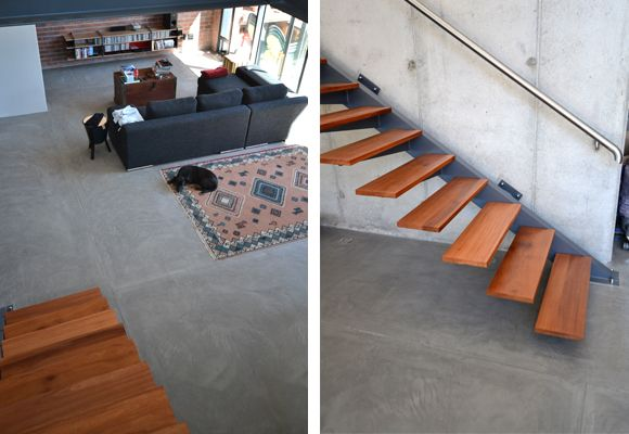 Cement Floor. Micro toppings Cement Finishes From CEMTECH. #cement #floor #concrete