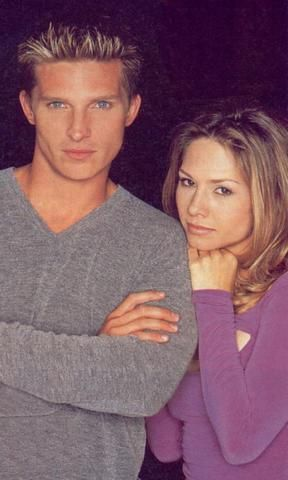 general hospital 50th anniversary images | ... : Steve Burton & Sarah Brown ... | Classic General Hospital