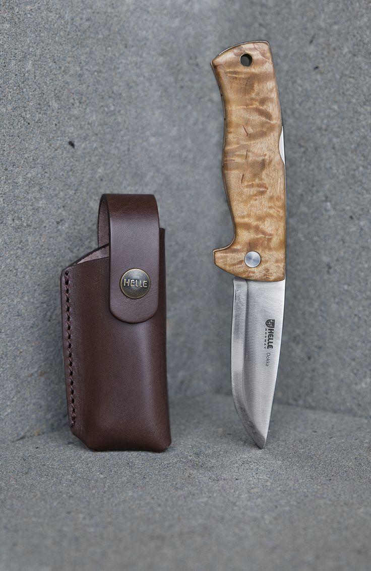 The Dokka Lockback: A Helle of a pocket knife
