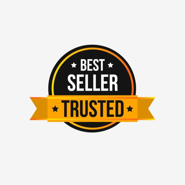 Trusted Best Seller Label Tag In Gold Style For Sale Promotion Discount Offer Tag Png And Vector With Transparent Background For Free Download Label Tag Sale Promotion Gold Style