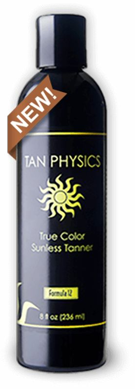 Tan Physics True Color || Best Self Tanner || Best Sunless Tanner