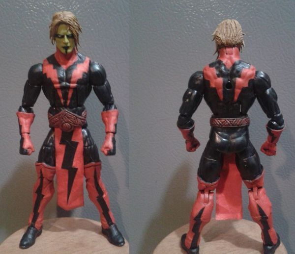 Adam Warlock (Marvel Legends) Custom Action Figure
