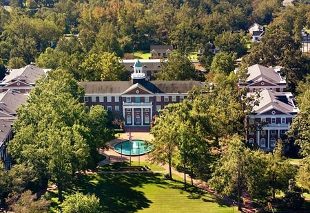 Elon University - where I get to spend the next 4 years!