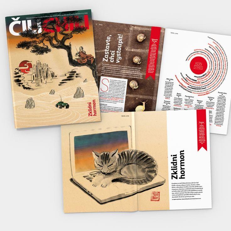 Chill out #čilichili / ilustrace Tom 3ax