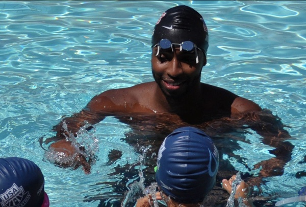 When USA Olympic swimmer Cullen Jones isn't competing or training, he's advocating for water safety. After nearly drowning at the age of five, Cullen overcame his fear of water to win a gold medal at the 2008 Beijing Olympics. In 2009, Cullen and the USA Swimming Foundation launched its Make a Splash Tour, presented by Phillips 66. The Make a Splash Initiative is targeted towards children and aims to provide the lifesaving tools and training for every child in America to learn to swim.