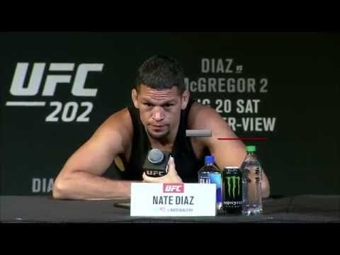 Check out the highlights from the exciting UFC 202 Pre-fight Press Conference.