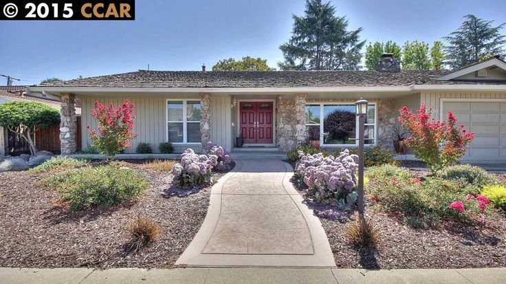 1700 Pepperwood Ct Concord Ca 3 Bedroom 4 Bathroom Single Family Residence Built In 1965 See