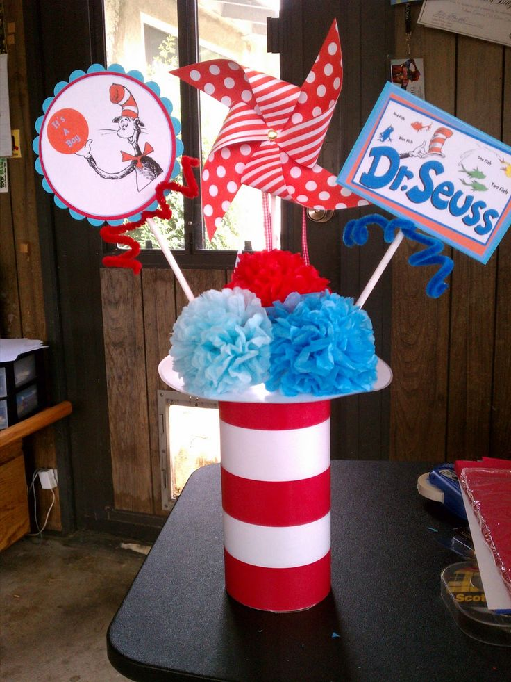 dr seuss baby shower | Kc's Creations: Dr. Seuss Baby Shower