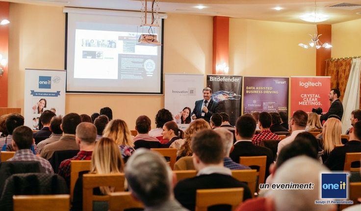 INNOVATION IT 2016 - One-IT aduce viitorul tehnologic în Maramureş | One-IT blog