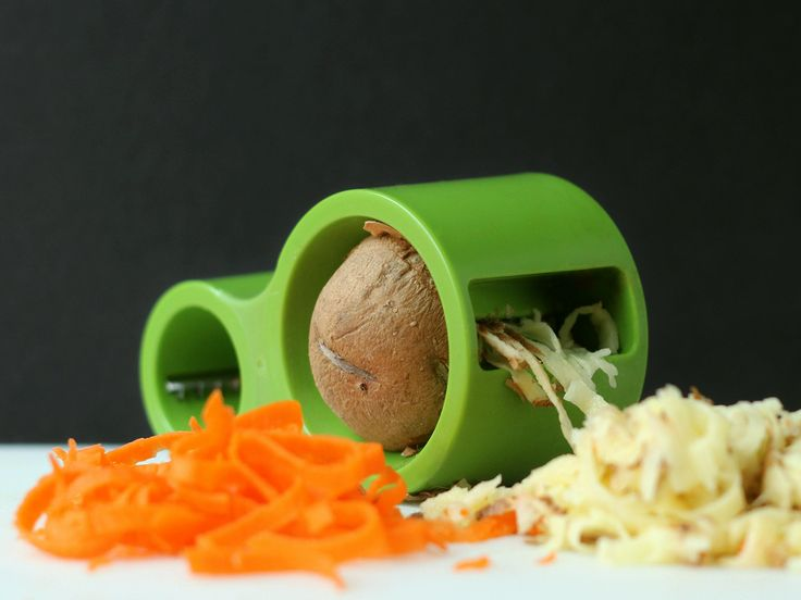 Cookistry's Kitchen Gadget and Food Reviews: Microplane Spiral Cutter