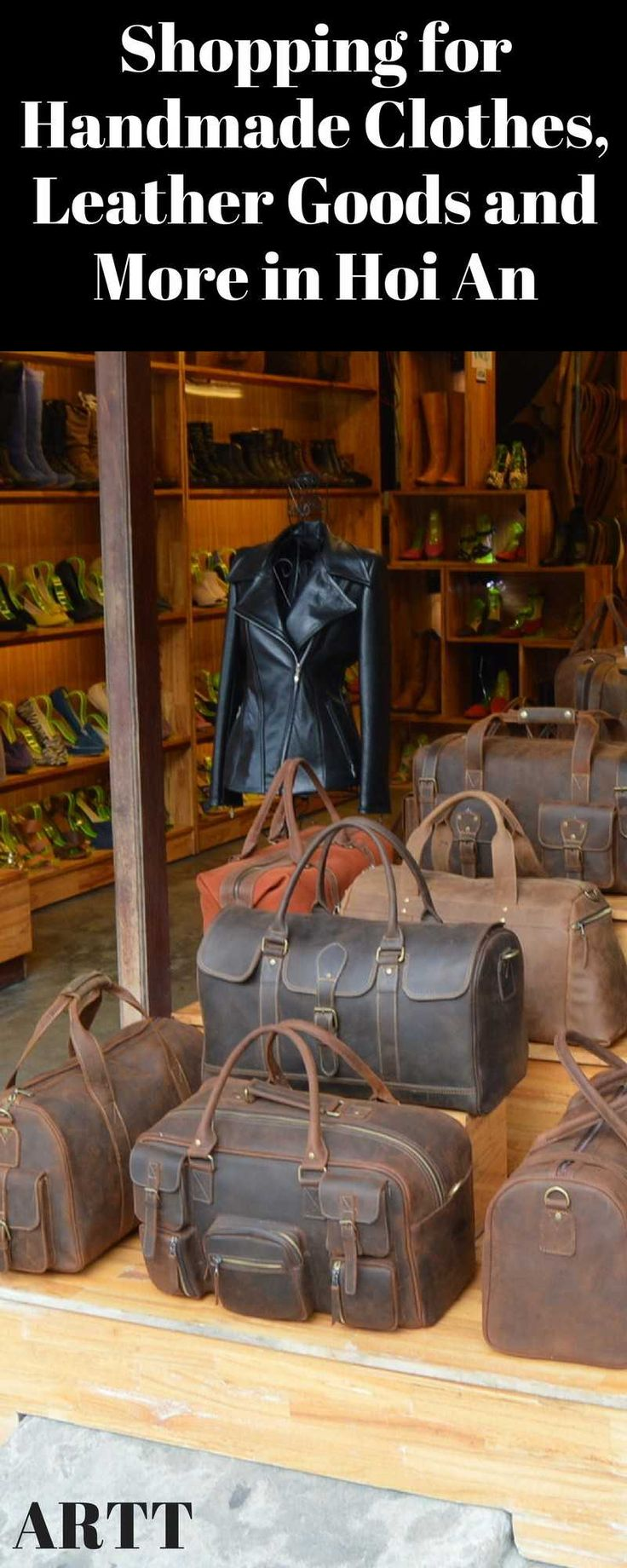 Hoi An Tailors - Designer Leather Goods and Clothing |