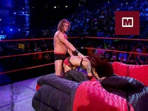 Lita edge live sex on wwe ring