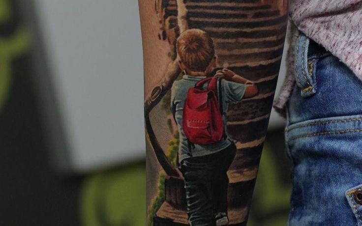 Levgen tattoo artist | World Tattoo Artist