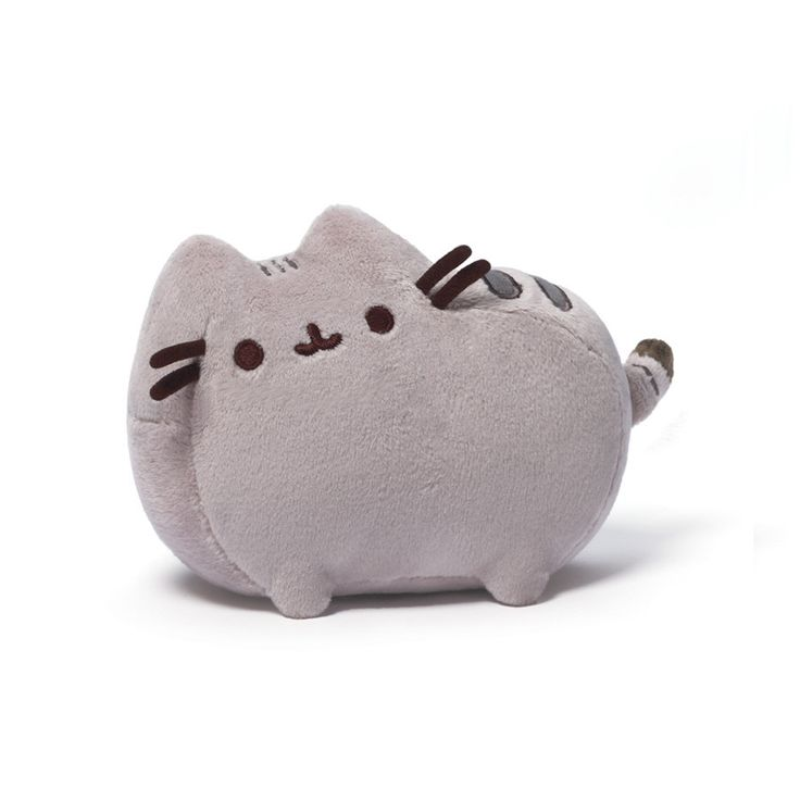 "Gund Pusheen Cat Plush 6"""""
