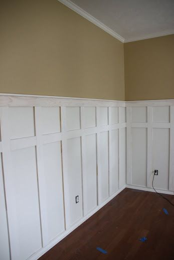 DIY Board Batten Tutorials For Mud Room Walls