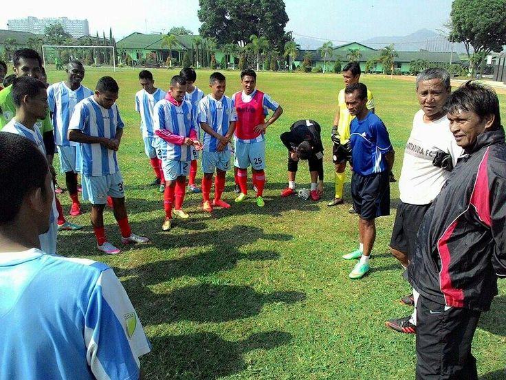 Instruksi Dari Pelatih #MartapuraFC