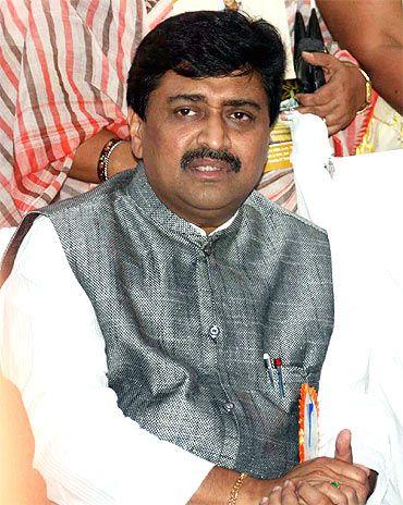 Ashok Chavan Photo