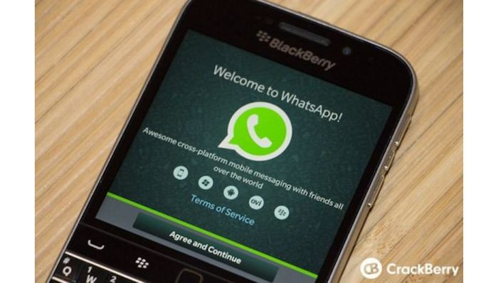 Whatsapp is back on all Blackberry phones : See how to get it working on your old BBs'