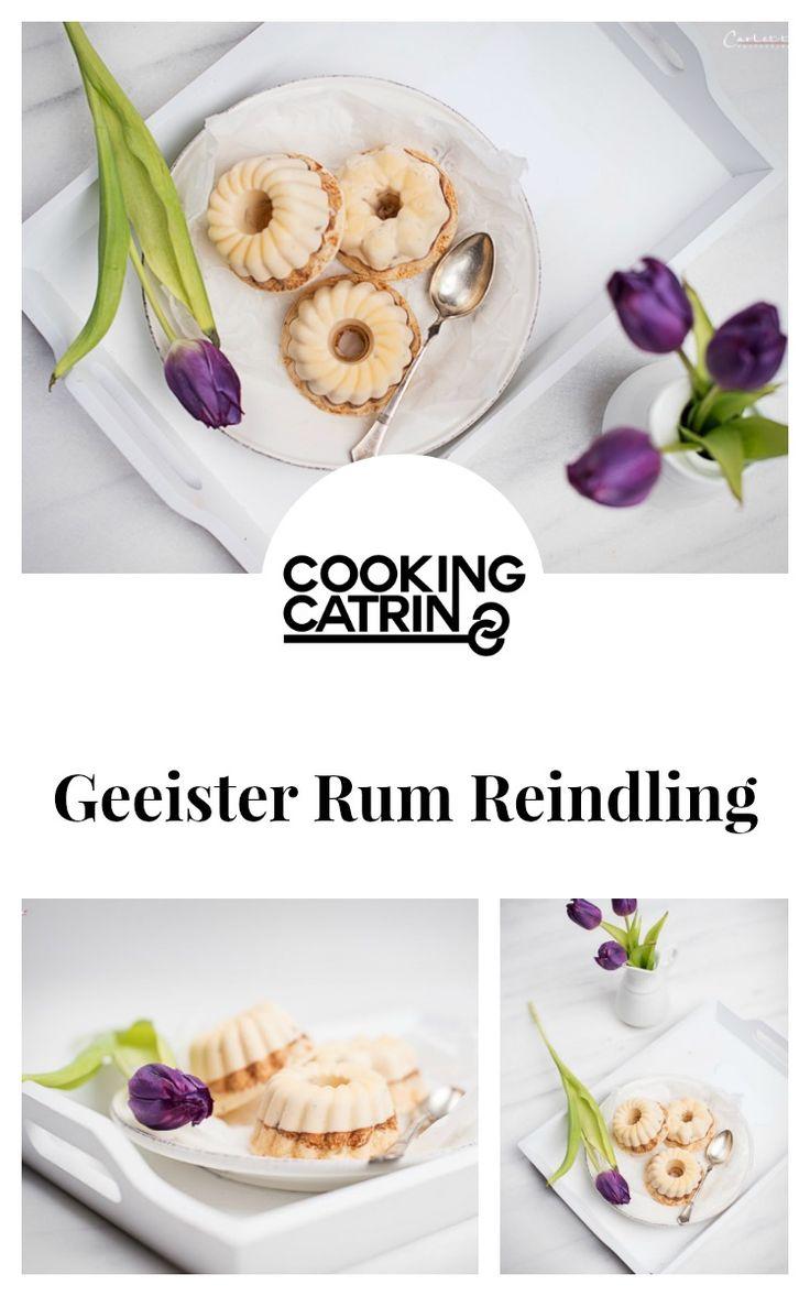 Rum, Reindling, Eis, Geeist, Nachspeise, süß, Dessert, Sommer